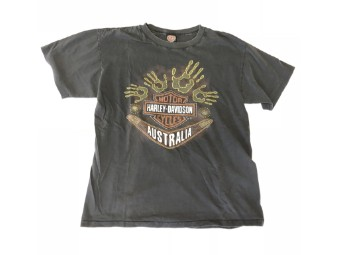 Original Vintage Shirt, Boomerang - Down Under