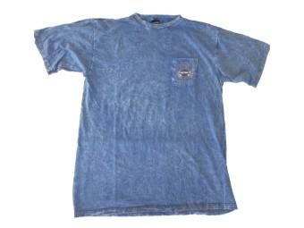 Original Vintage Shirt, Azur-Blue-Lagoon, Ibizia