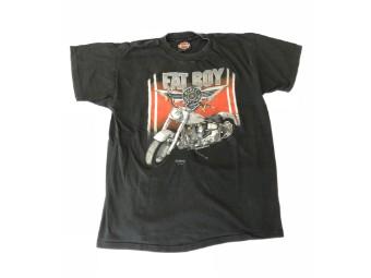 Original Vintage Shirt, FAT BOY, Fort Worth TX.