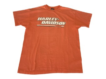 Original Vintage Shirt, Peach-Orange, HD-Racing