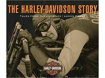 Die Harley-Davidson Story von Aaron Frank