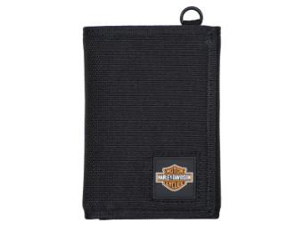 H-D Full Speed Tri-Fold Wallet