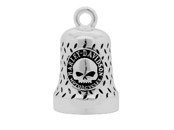 Willie G® Diamond Plate Ride Bell