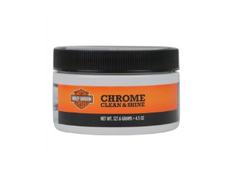 Chrome Reiniger Clean & Shine nicht scheuernd 127g