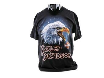 Harley-Davidson Eagle Night Dealer Shirt