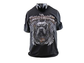 Harley-Davidson On Guard Dealer Shirt