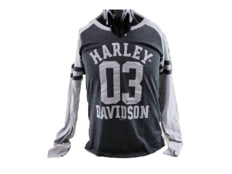 Harley-Davidson Collegiate Dealer Shirt