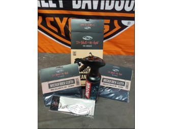 Motorcycle Cleaning Kit, Jekill & Hyde