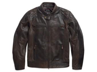 Motorradjacke Lederjacke #1 Vintage