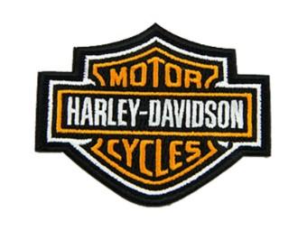 Harley Davidson Bar & Shield Patch 5.6inch