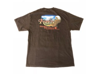 Original Vintage Shirt, Aspen Valley, Eagle