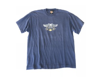 Original Vintage Shirt, Eagle, Kiel Germany, 1986