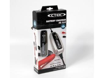 XS 0.8 - Vollautomatisches Batterie-Ladeerhaltungsgerät