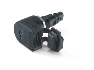 Nachrüst-Set USB Ladesteckdose