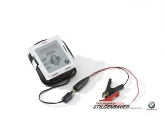 Motorrad Batterieladegerät incl. Adapterkabel 230V