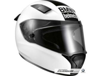 Helm Race, weiß