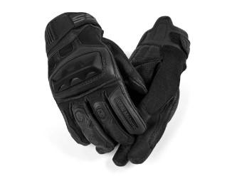 Handschuh Rallye, schwarz