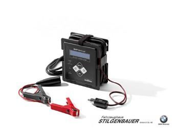 Motorrad Batterieladegerät Plus incl. Adapterkabel 230V