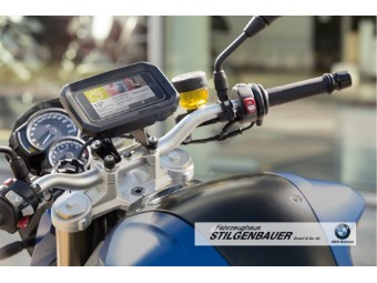 Smartphone Cradle - kabellose Ladefunktion QI - iPhone Halter