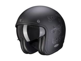Belfast Pique Open Face Helmet