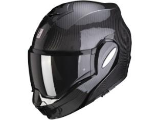 Exo-Tech Carbon Flip Up Helmet