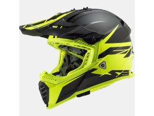 MX 437 Fast Evo Roar Motocross Helm