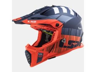 MX 437 Fast Evo Xcode Motocross Helm