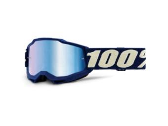 Accuri 2 Deepmarine Motocross Brille