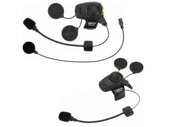 Bluetooth Kommunikationssystem SMH 5 FM Doppelset