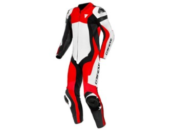 Assen 2 perf. 1pc. leathersuit