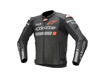 Missile Ignition Tech Air Airflow Leather Jacket