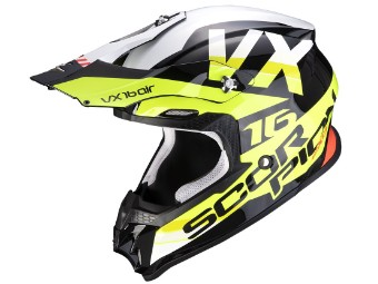 VX-16 Air X-Turn Motocross Helmet