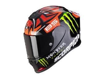 Exo-R1 Air Fabio Quatararo Replica Monster Helmet