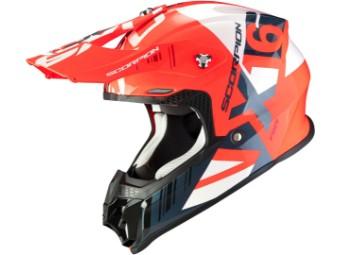 VX-16 Air Mach Motocross Helm