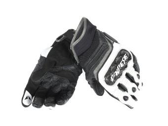 Carbon D1 short Sporthandschuhe