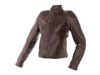 Mike Lady Damen Lederjacke