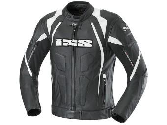 Darren leather jacket