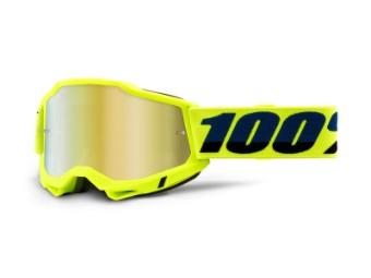 Accuri 2 Extra Yellow Motocross Brille