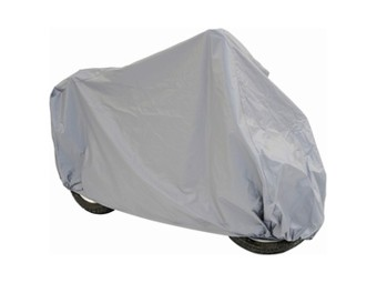 motorcycle cover California Model A1 for scooter with windscield