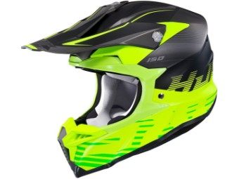 i 50 Fury MC3HSF motocross helmet