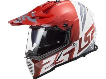 MX436 Pioneer Evo Evolve Enduro Helm