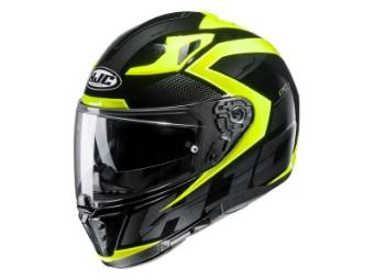 i70 Asto MC4H Motorradhelm