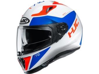 i 70 Tas MC26H Motorradhelm