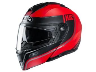 I 90 Davan MC1SF Flip Up Helmet