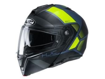 I 90 Hollen MC4HSF Flip Up Helmet
