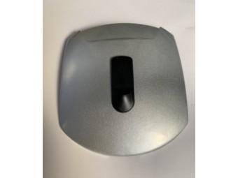 Lüftungshaube C2 Silber