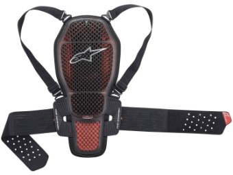 KR-1 Cell Back Protector