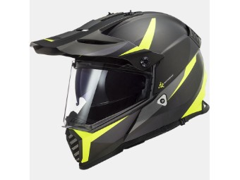 MX436 Pioneer Evo Router Enduro Helm