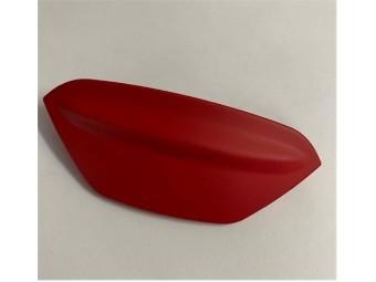 Kinnbelüftungsschieber C4 matt Rot