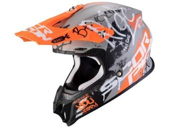 VX-16 Air Oratio Motocross Helmet